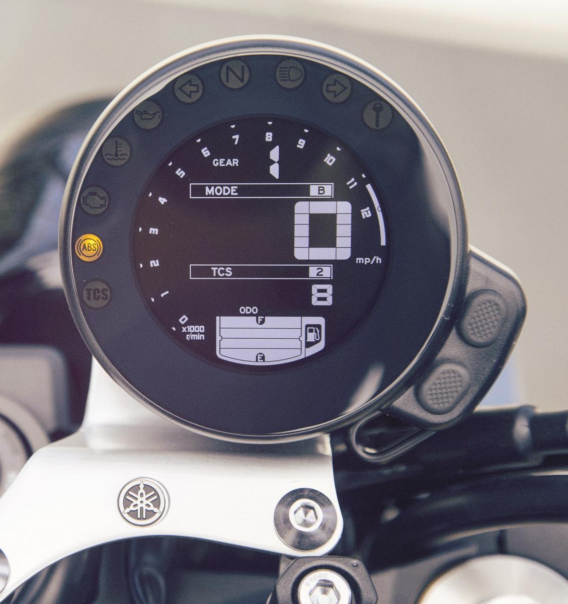 Replacement Gauge? - Yamaha SCR950 Forum